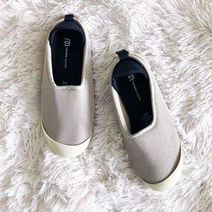 MAHABIS beige convertibleindoor/outdoor slippers